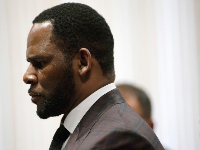 R. Kelly in Chicago wegen Sexualstraftaten des Bundes verhaftet