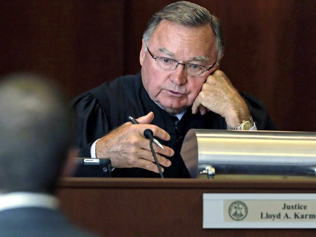 Karmeier named Illinois' Chief Justice; 'dark money' case moves ahead