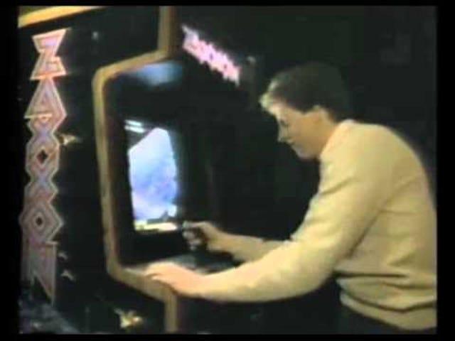 Późny TAY Retro: Sega |  Zaxxon |  Reklama telewizyjna (NA)