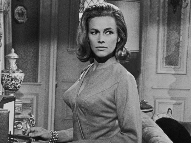R.I.P. Honor Blackman, Goldfinger and The Avengers star