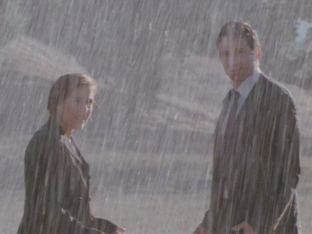 The X-Files - The Rain King