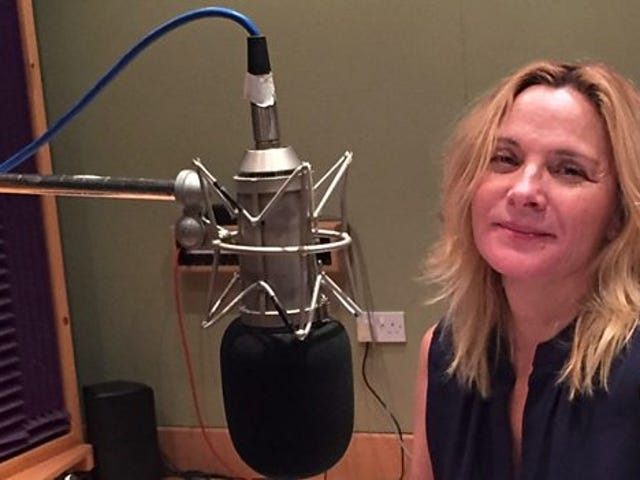 Kim Cattrall reads Rosemary's Baby for Halloween