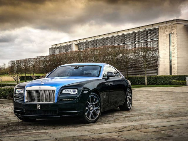Rolls-Royce Is Too Good For Your Silly 'Driverless' Technology