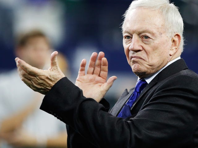 Jemele Hill,Jerry Jones,NCAA和Sports Slave System