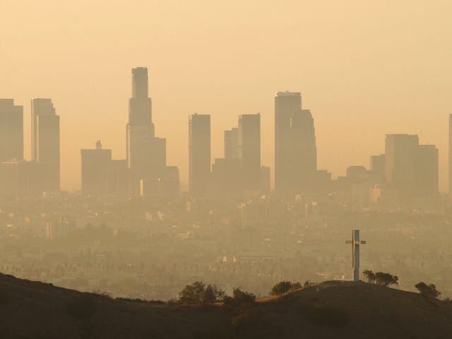 Environmental Regulation Has Helped Cut Deaths From Air Pollution in Half, Study Finds