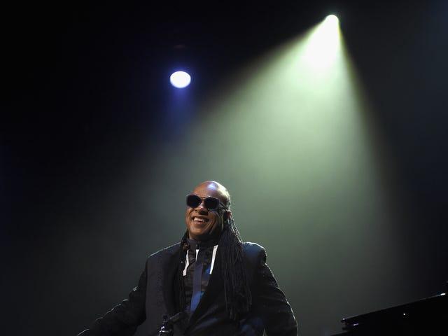 Stevie Wonder tillkännager planer för njurtransplantatkirurgi