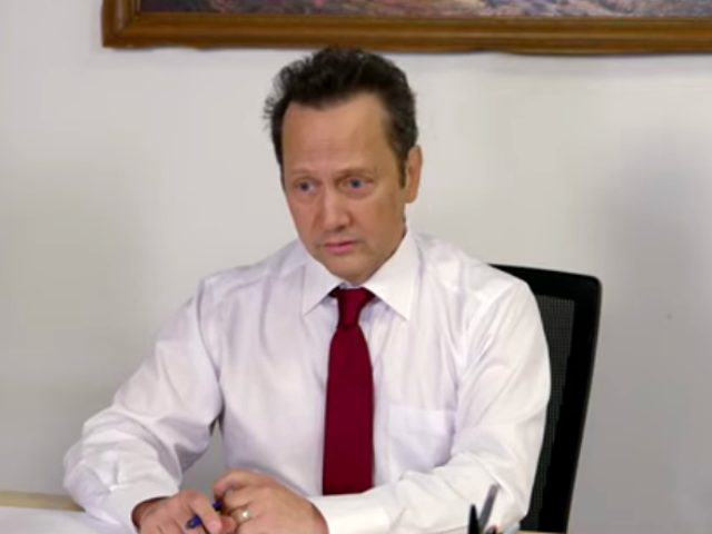 Because hell is real, David Spade invites Rob Schneider to reprise his worst SNL character