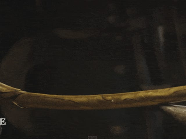 Forging Loki's Staff Is A Fittingly Convoluted Process