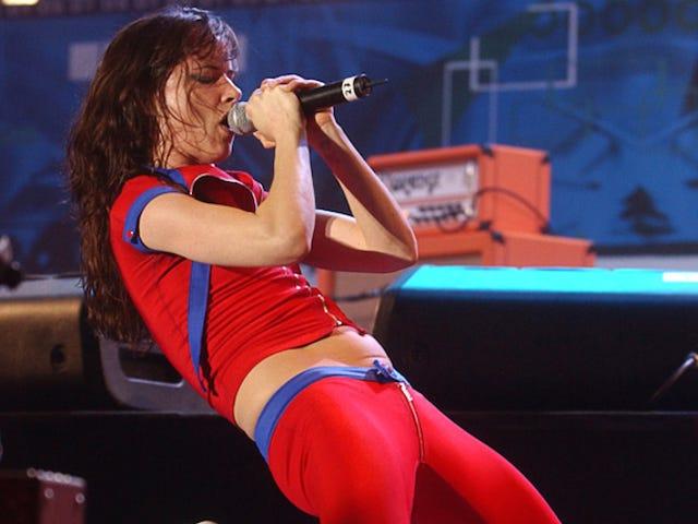 Juliette Lewis Bentuk Band Metal Baru, Yikes!