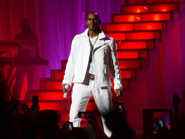 Where Is the Justice for R. Kelly's Victims?