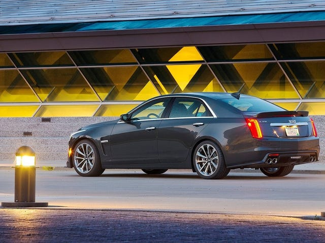 Cadillac CEO: No One Will Buy Our Sedans Because Teens And Infrastructure