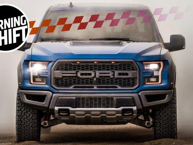 Ford F-serien är inställd på att smasha försäljningsrekord