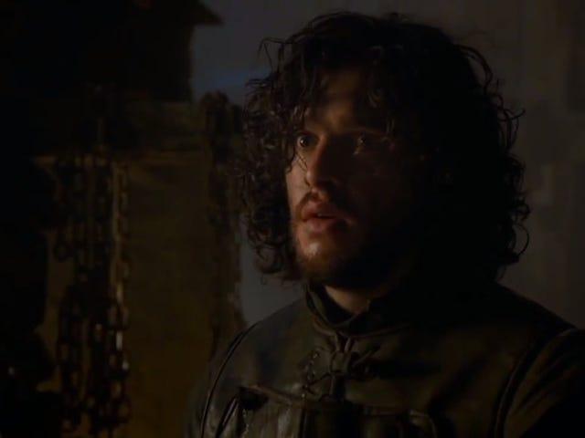 Цей альтернативний кінець Game Of Thrones' це божевільна теорія про Джона Сноу