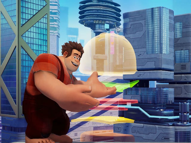 The New Wreck-It Ralph VR Experience Combines the Best of Both Movies Into a Wacky, Wonderful Time