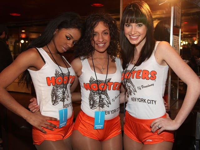 Hooters Investor Whispers 'Blockchain' and Its Parent Company's Stock Soars 50 Percent [Correction]
