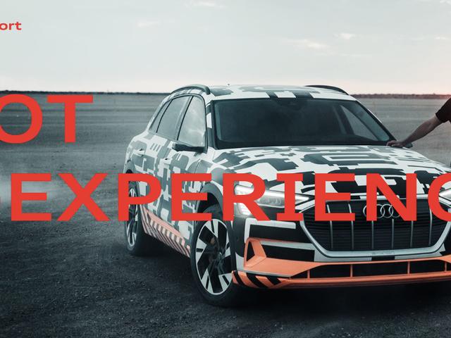 Audi'nin İlk Gerçek Elektrikli Otomobili Akü Yangınları Riskinden Zaten Geri Çağrılıyor