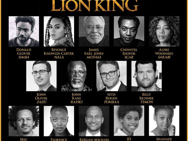 July 2019 Beyoncé Is Coming to Pride Rock In Lion King Live-Action Remake