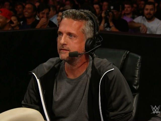 क्या <i>WWE Raw</i> पर बिल सिमंस ने खुद को बेवकूफ बनाया?