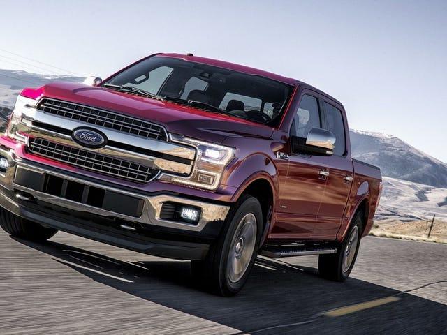 Ford Lost $1 Billion of Profit Thanks to Trump's Metal Tariffs: CEO