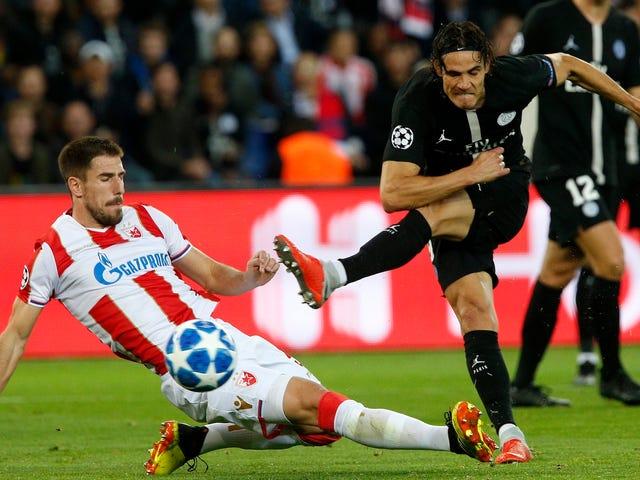 Cảnh sát Pháp điều tra xem trận đấu bóng đá Champions League của PSG có được sửa chữa hay không