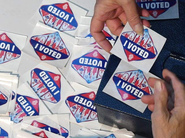 How to Get Free Stuff Today With Your 'I Voted' Sticker