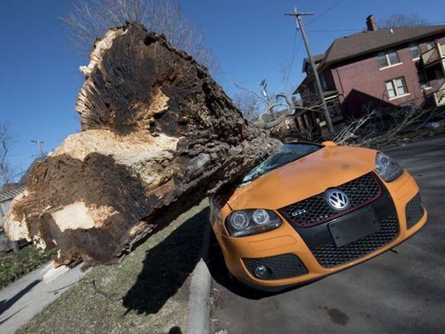 Fahrenheit GTI Tragically Lost in Detroit Storm