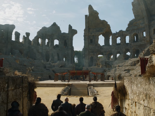 """Game of Thrones #67: Fly little """"The Dragon and the Wolf"""""""
