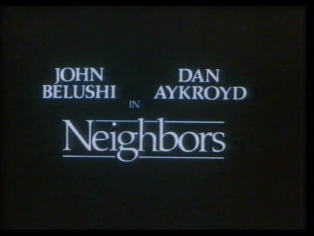 Hàng xóm (1981)