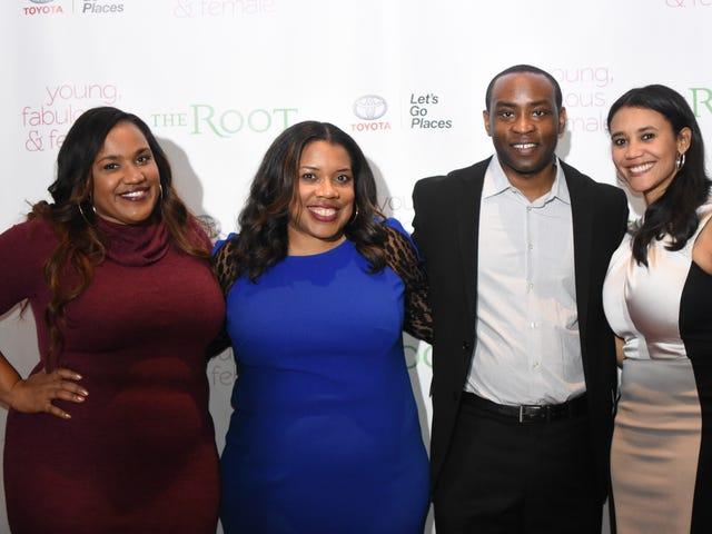 <i>The Root</i> &nbsp;att omdefiniera framgång med den unga, fantastiska och kvinnliga och manCODE-panelen och nätverk i Chicago