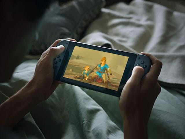 Så här maximerar du din Nintendo Switch-batteriets livslängd