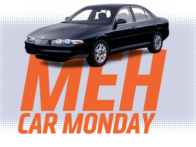 Meh Car Monday: The Woefully Misnamed Oldsmobile Intrigue