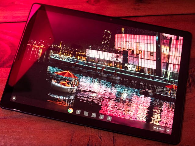 Google abandona el formato tablet tras fracasar con un sistema casi perfecto