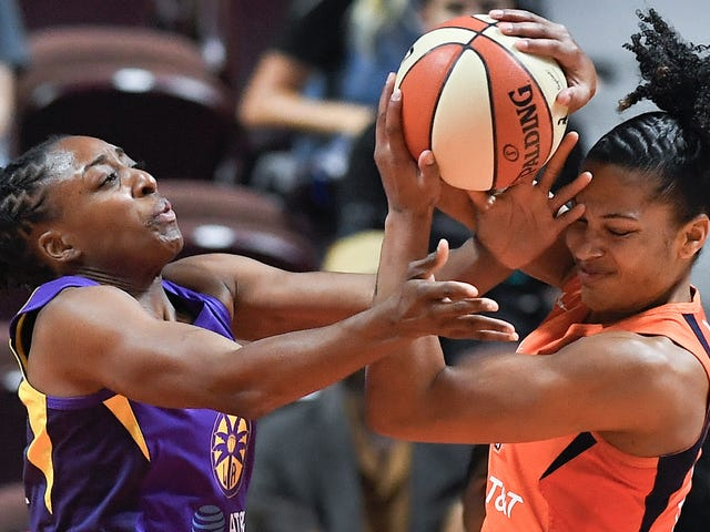 Expletive-Laced Locker Room 'Pep Talk' Has LA Sparks GM Penny Toler in WNBA's Sights