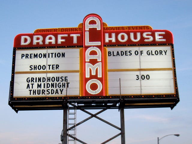 Alamo Drafthouse Has a Plan to Bring Back the Video Store, VCR Optional