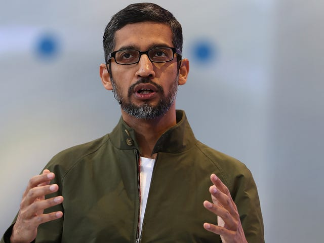 Google Vows to Overhaul Its Handling of Sexual Harassment Claims After Thousands Protest