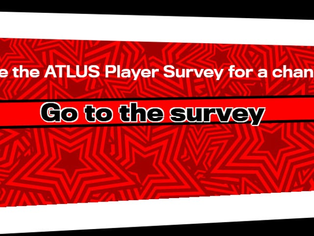 Atlus Survey asks questions on Persona for PC...