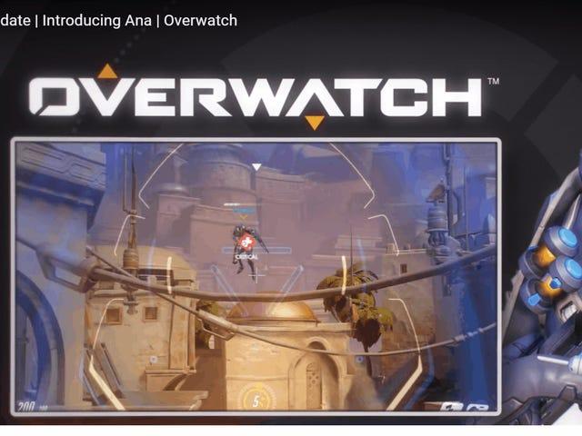 """Giorni dopo, i fan degli <i>Overwatch</i> non riescono a <i>Overwatch</i> mistero """"Sky Code"""""""