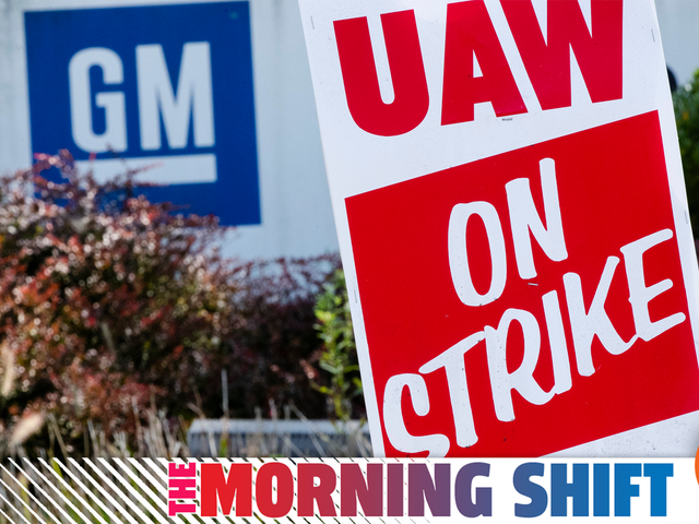 There's Still No End In Sight For The GM Strike