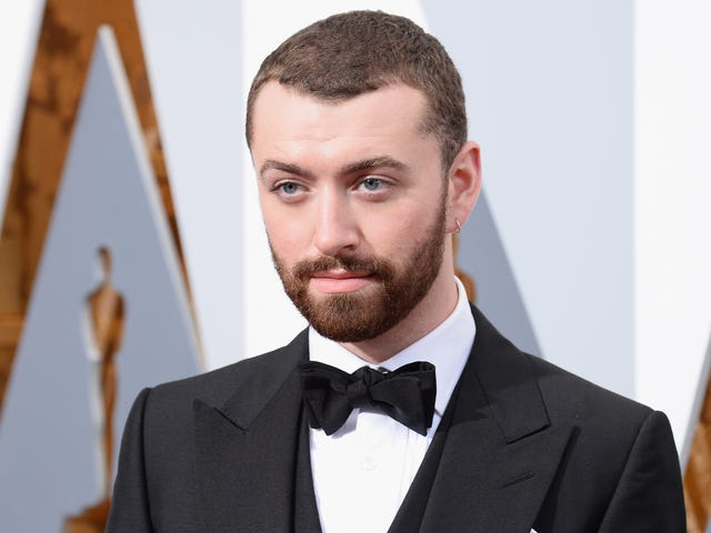 Sam Smith Sort Of Apologizes, Sort Of Throws Shade After Dumb Oscar Remarks