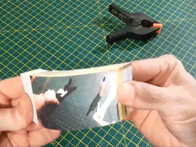 Gifin GIF: n Flip-kirjan tekeminen Gojen kääntämisen toisen GIF: n flip-kirjan kautta on Genius