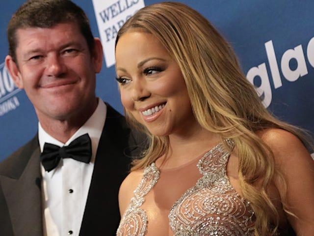 Mariah Carey nævner James Packers bindinger til Scientology som årsag til breakup