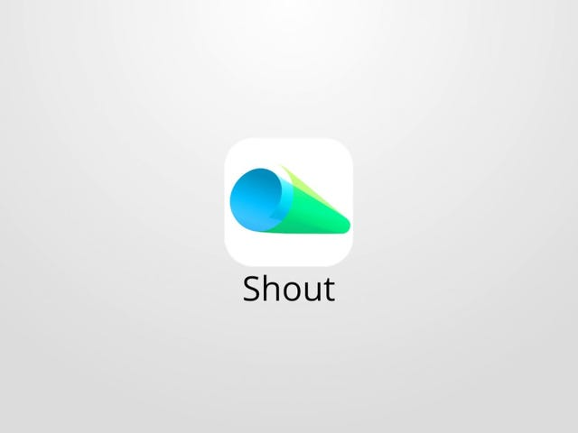 Shout Makes It Easy to Curate a List of Links, Send Them Off to Friends