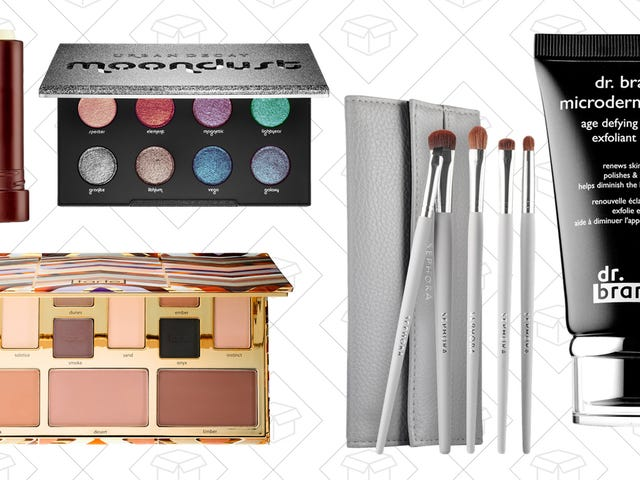 Tarte Cosmetics, Dr. Brandt, and More of Sephora's Weekly Wow Deals