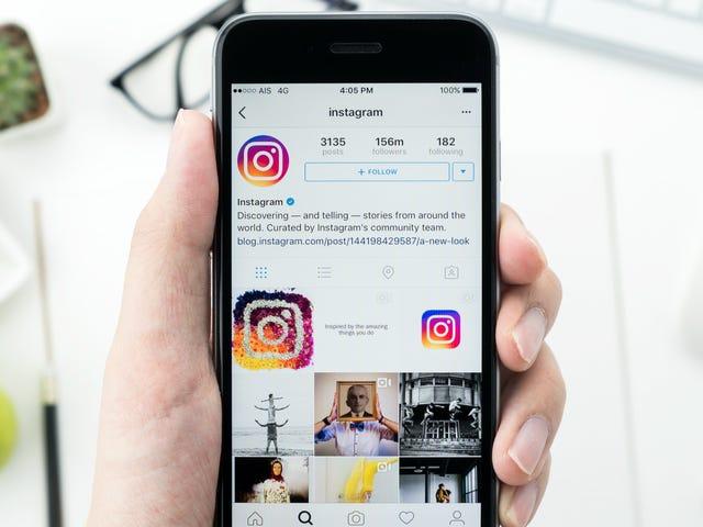 PSA: Câu chuyện trên Instagram của bạn là công khai