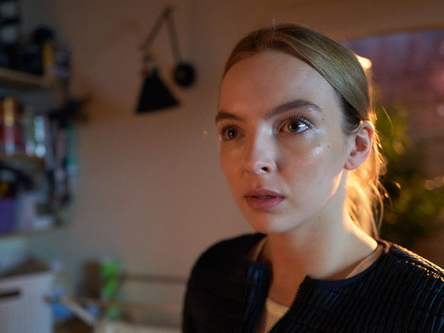 Killing Eve combines nauseating tension with love at first sight