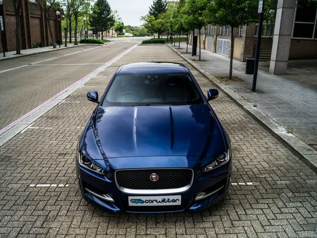 Jaguar XE Review - UK Drive EXCLUSIVE