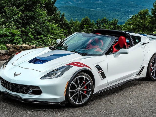 Now's A Great Time To Buy A New Corvette Since No One Else Is