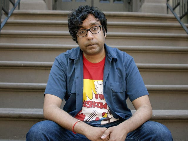 Meet The Comedian Who Has A Problem With Apu