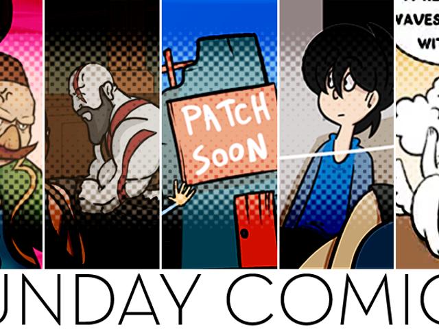 Sunday Comics: Additional Spy Kids