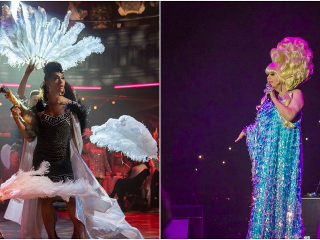 Celebrate Wigstock with Wig and strike a pose with, yes, Pose